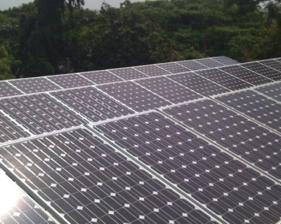 10 KWP Rajendran Association <br> In 2012 We Energised