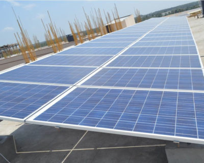 10 KWP DR.Mahalingam College of Engg <br> In 2012 We Energised
