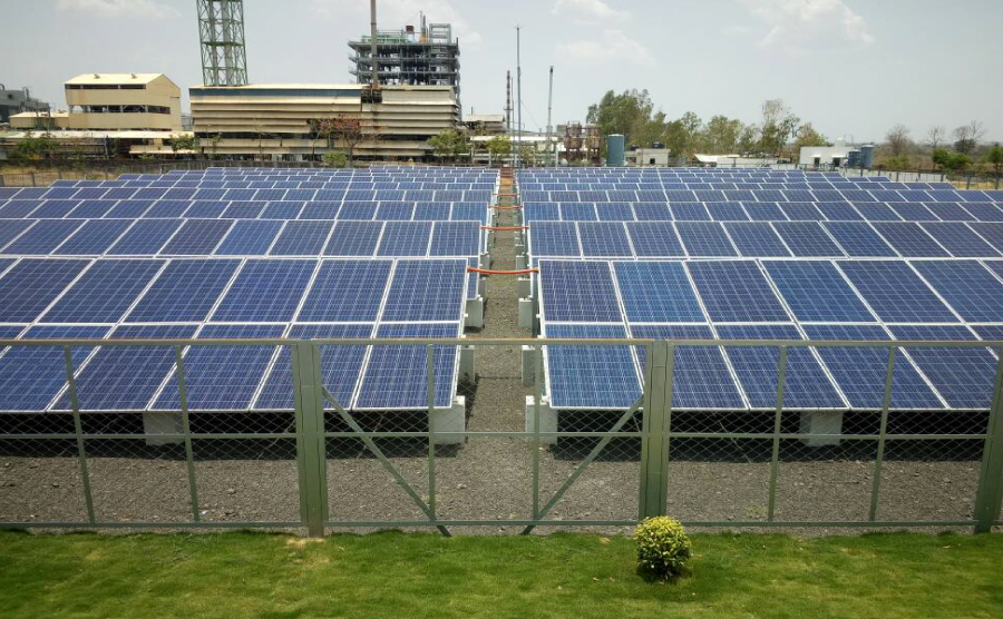 200 KWP Johnson Lifts Nagpur <br> In 2016 We Energised